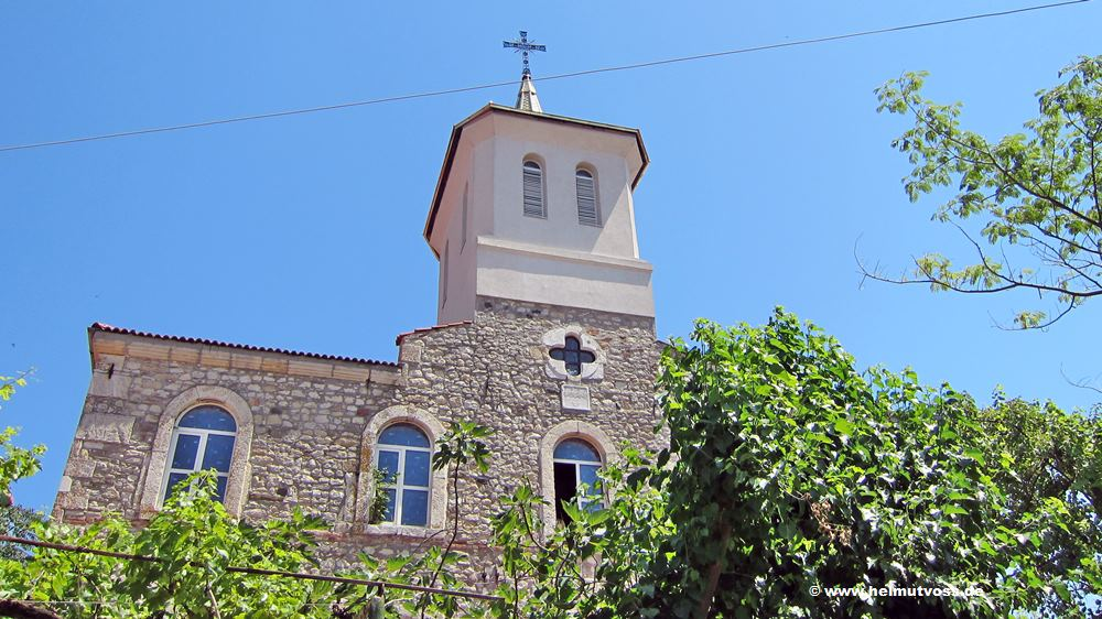 Bulgarien Nessebar, Heilige Mutter Gottes Kirche / Holy Mother of God Church