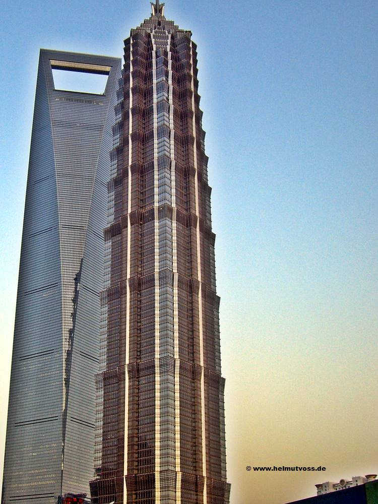 China / Shanghai, 金茂大廈 Jin Mao Tower