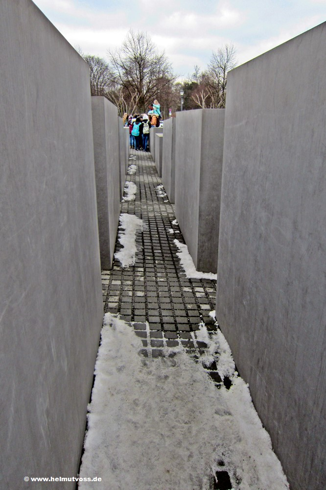 Berlin Holocaust-Mahnmal
