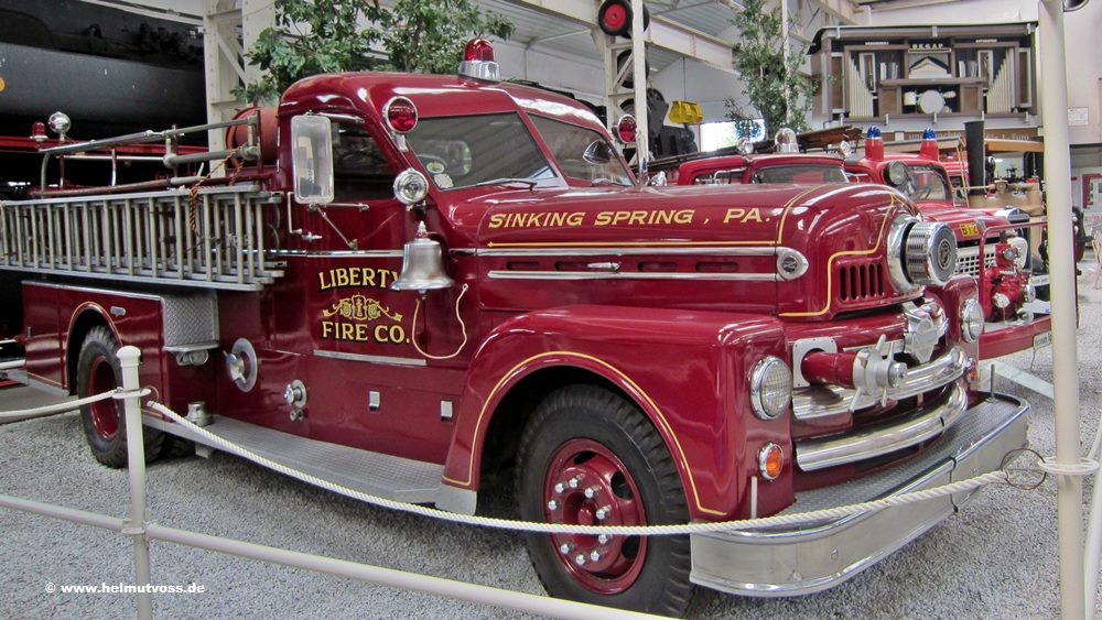 Technik-Museum Speyer, Sinking Spring PA. Liberty Fire Co.