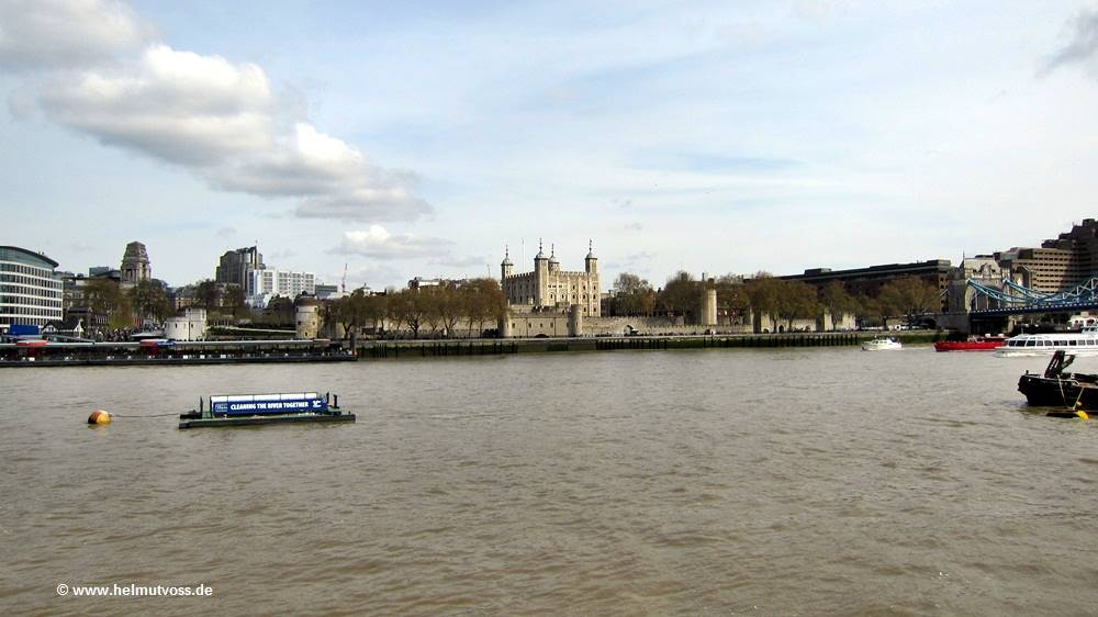 United Kingdom, London, Her Majesty's Royal Palace and Fortress
