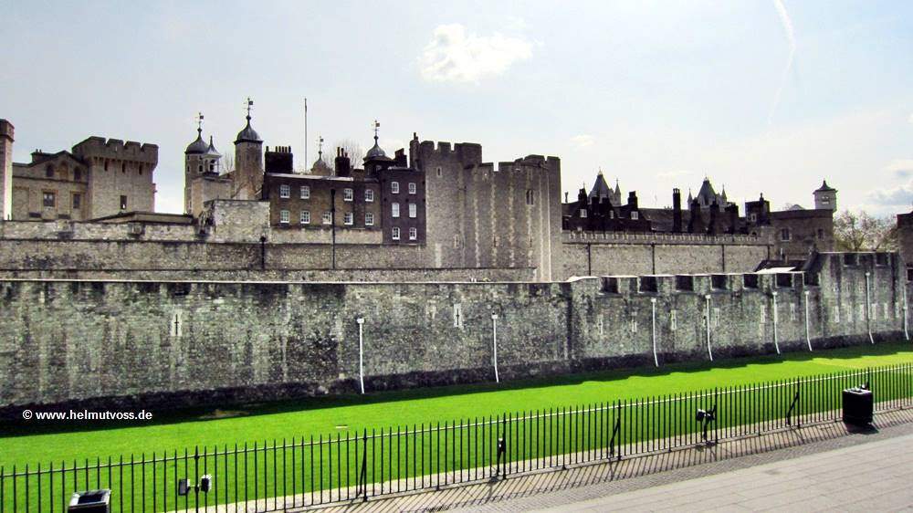 United Kingdom, Tower of London, St. James, Westminster, Buckingham Palace