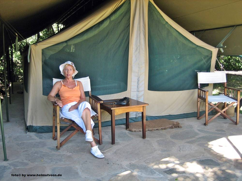 Governors`Camp Kenia, Massai Mara