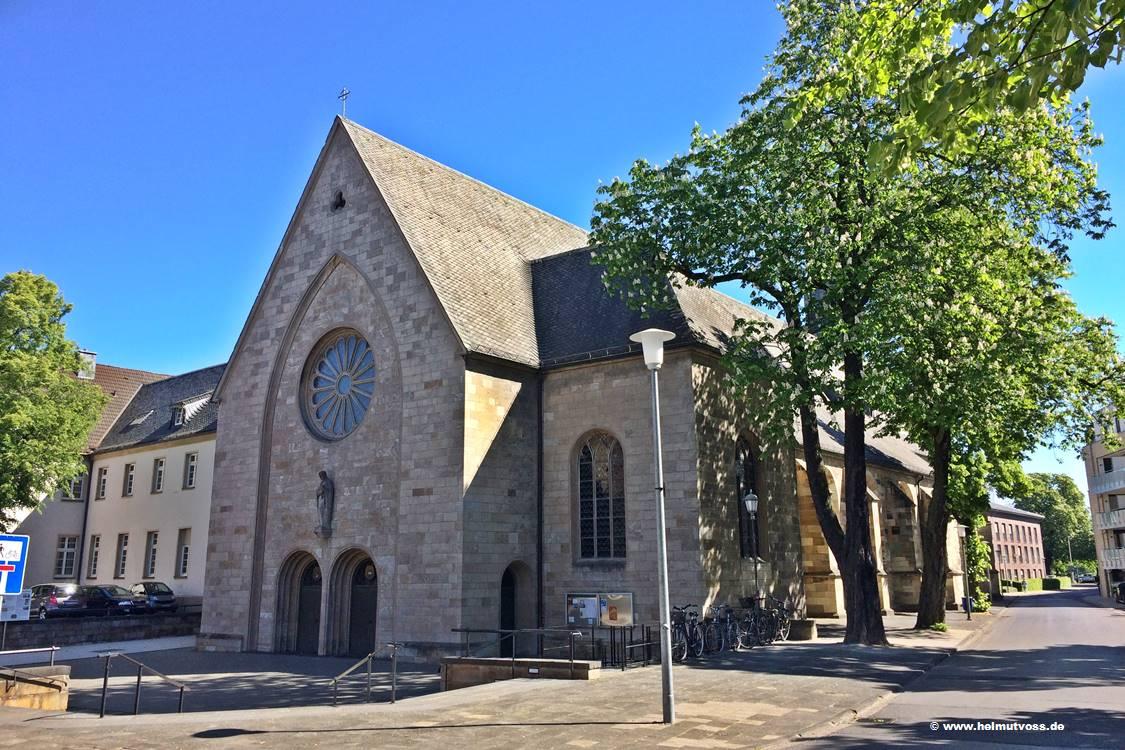Katholische Gottesdienste Hamm