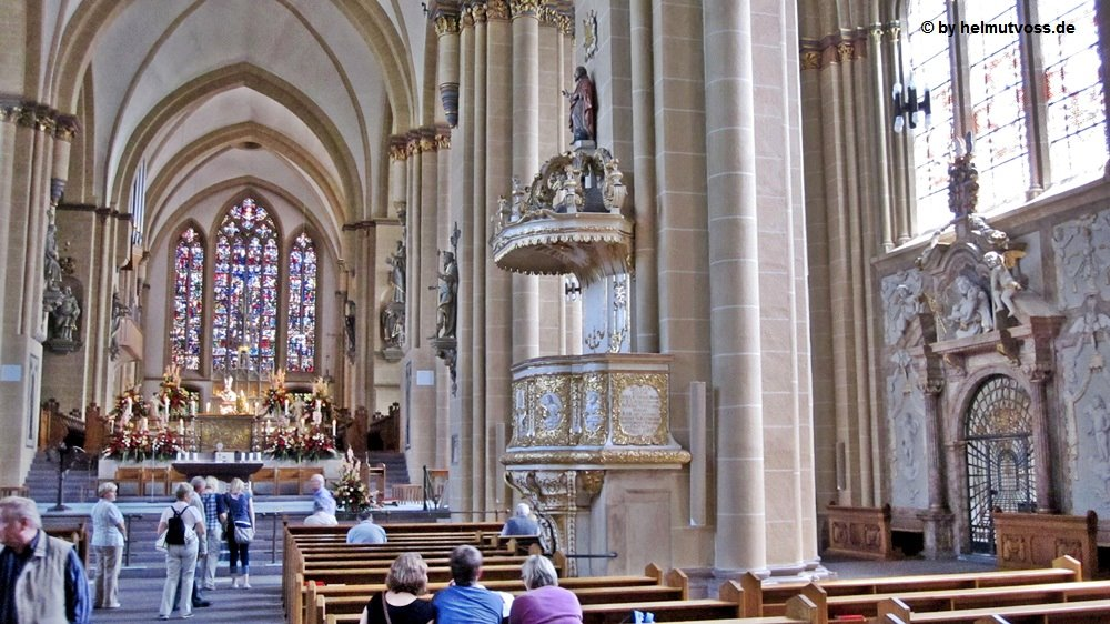 Paderborn, Dom St  Maria, St  Liborius, St  Kilian