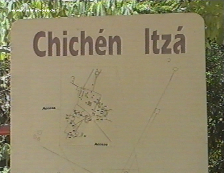 Mexiko, Chichen Itza