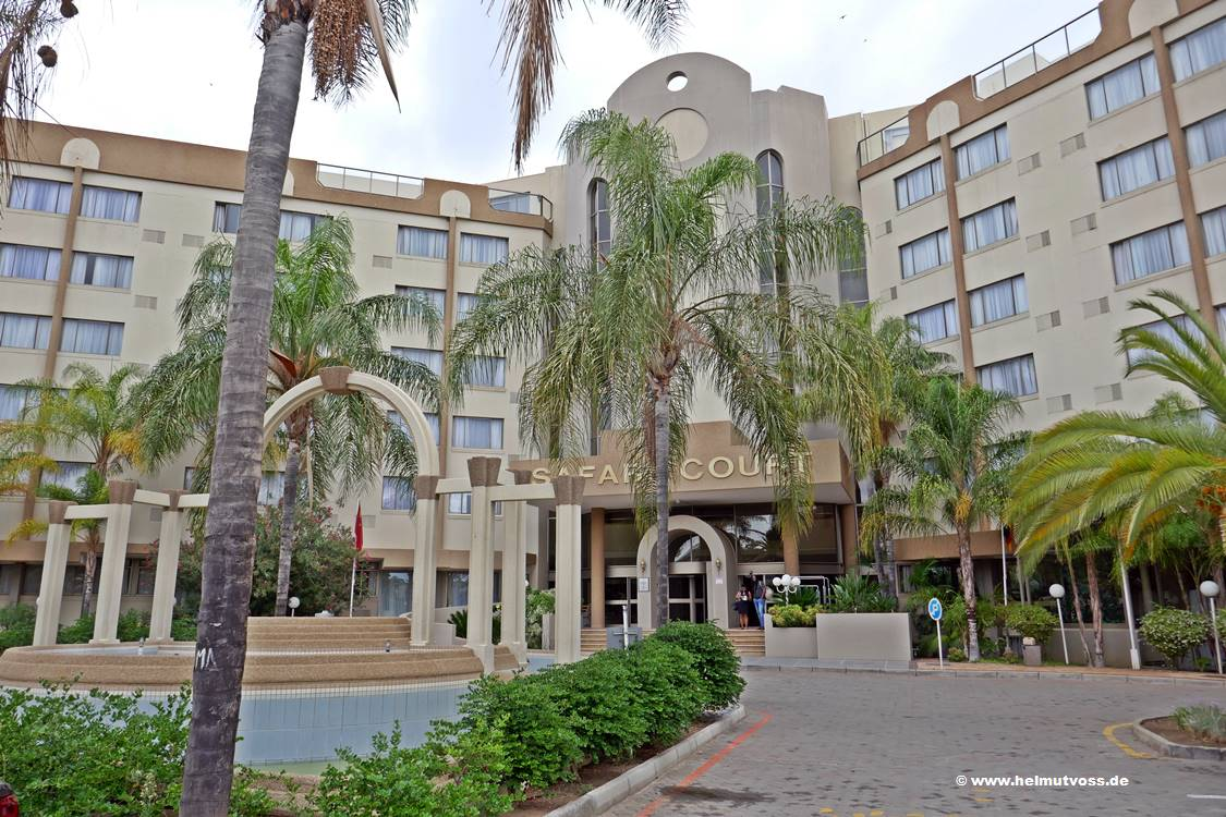 Namibia Windhoek - Safari Court Hotel