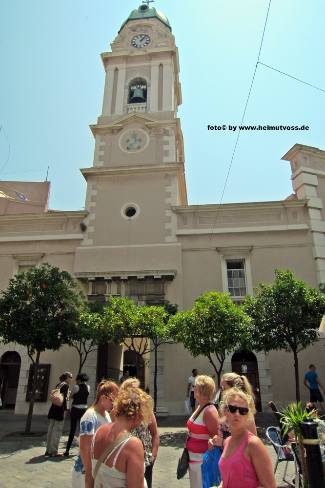 Gibraltar; Cathedral of Saint Mary the Crowned