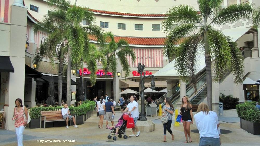 USA - Florida - Miami- Aventura Mall