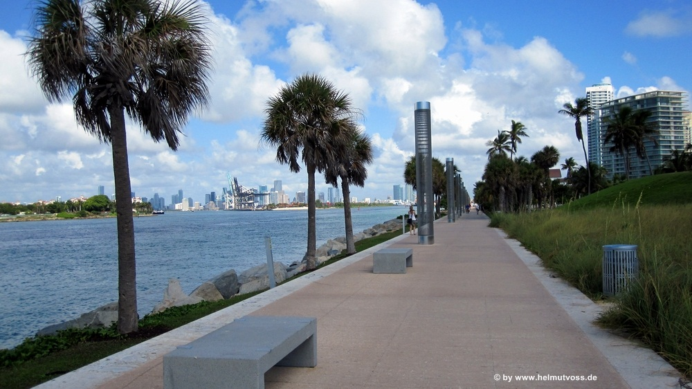 USA - Florida - Miami- South-Beach-Strand