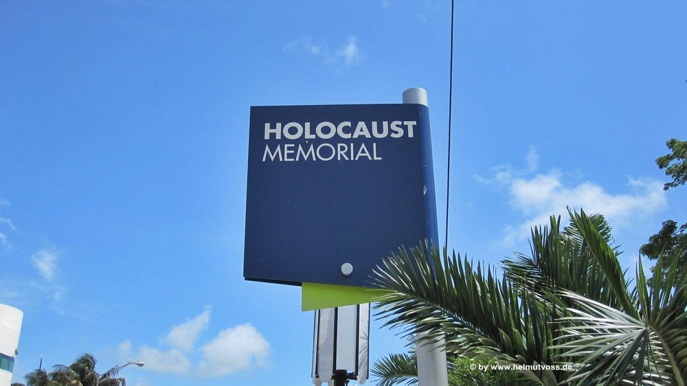 USA - Florida - Miami- Holocaust Memorial